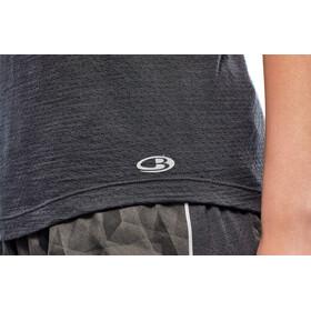 Icebreaker Comet Lite - Camisa sin mangas Mujer - gris